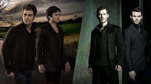 """""""Vampire Diaries"""" vor Staffel 8: Keine Chance auf Crossover mit &qu..."""