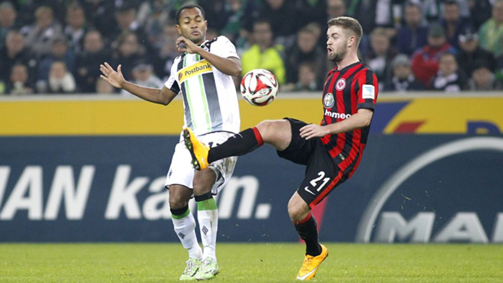 Eintracht Frankfurt Gegen Borussia Mönchengladbach Live