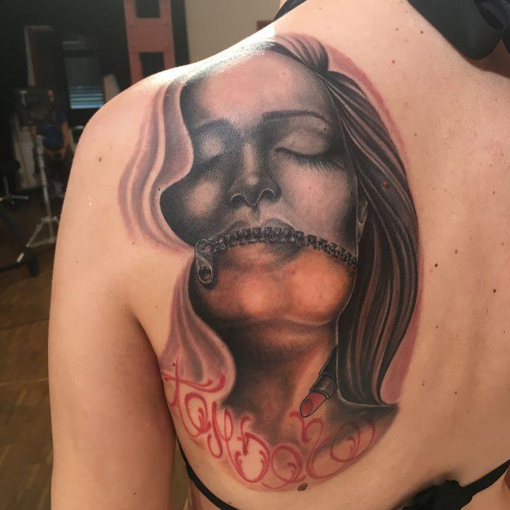 Pain & Fame Tattoos Folge 1 -2 - Bildquelle: RedSeven