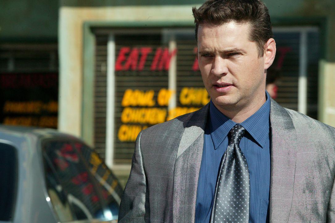 Als Harlan den Anhalter Jude (Jason Priestley) mitnimmt, ahnt er noch nicht, dass das ein Fehler war ... - Bildquelle: Paramount Pictures