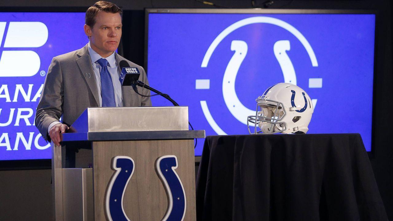 2018: McDaniels und sein Korb für die Colts - Bildquelle: imago/Icon SMI