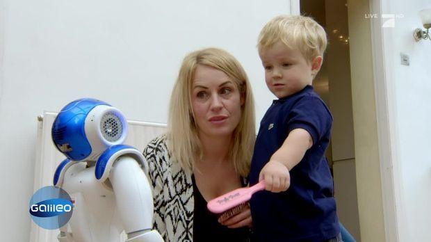 galileo video leben mit robotern werden sie zu echten. Black Bedroom Furniture Sets. Home Design Ideas
