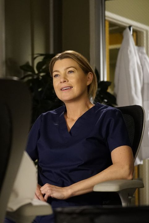 Die Tatsache, dass Owen Dereks alten Wohnwagen verkauft, reißt in Meredith (Ellen Pompeo) eine alte Wunde auf ... - Bildquelle: Kelsey McNeal ABC Studios