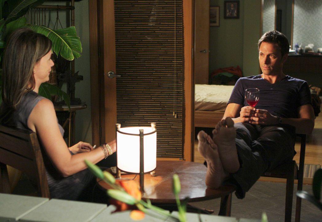 Hat ihre Liebe eine Chance? Pete (Tim Daly, r.) und Meg (Jayne Brook, l.) ... - Bildquelle: ABC Studios