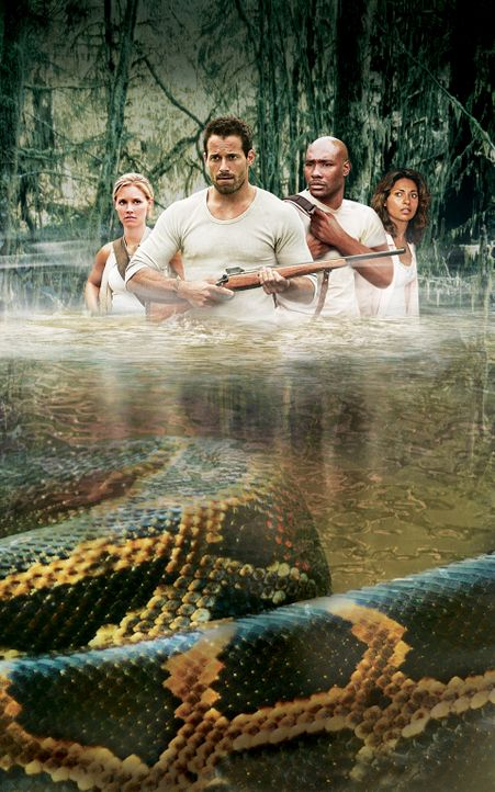 Anacondas: Die Jagd nach der Blut-Orchidee - Bildquelle: Sony Pictures Television International. All Rights Reserved.
