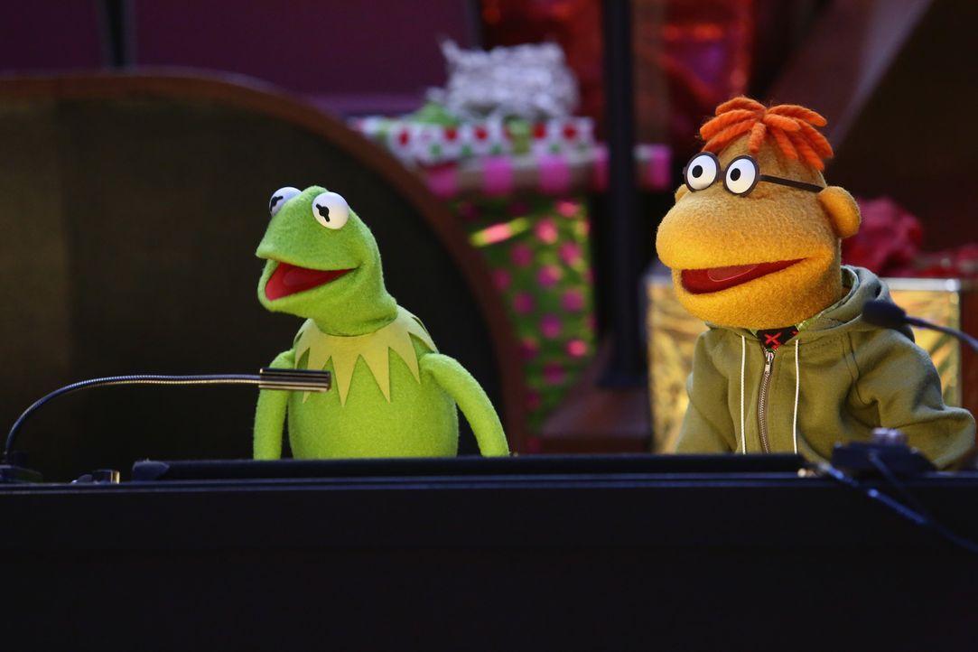 the muppets das mindy problem prosieben. Black Bedroom Furniture Sets. Home Design Ideas