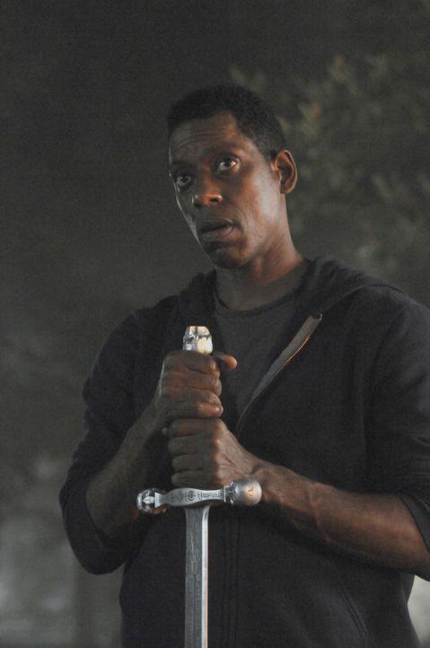 Wird Irving (Orlando Jones) ein Opfer des Krieges gegen das Böse werden? - Bildquelle: 2014 Fox and its related entities. All rights reserved