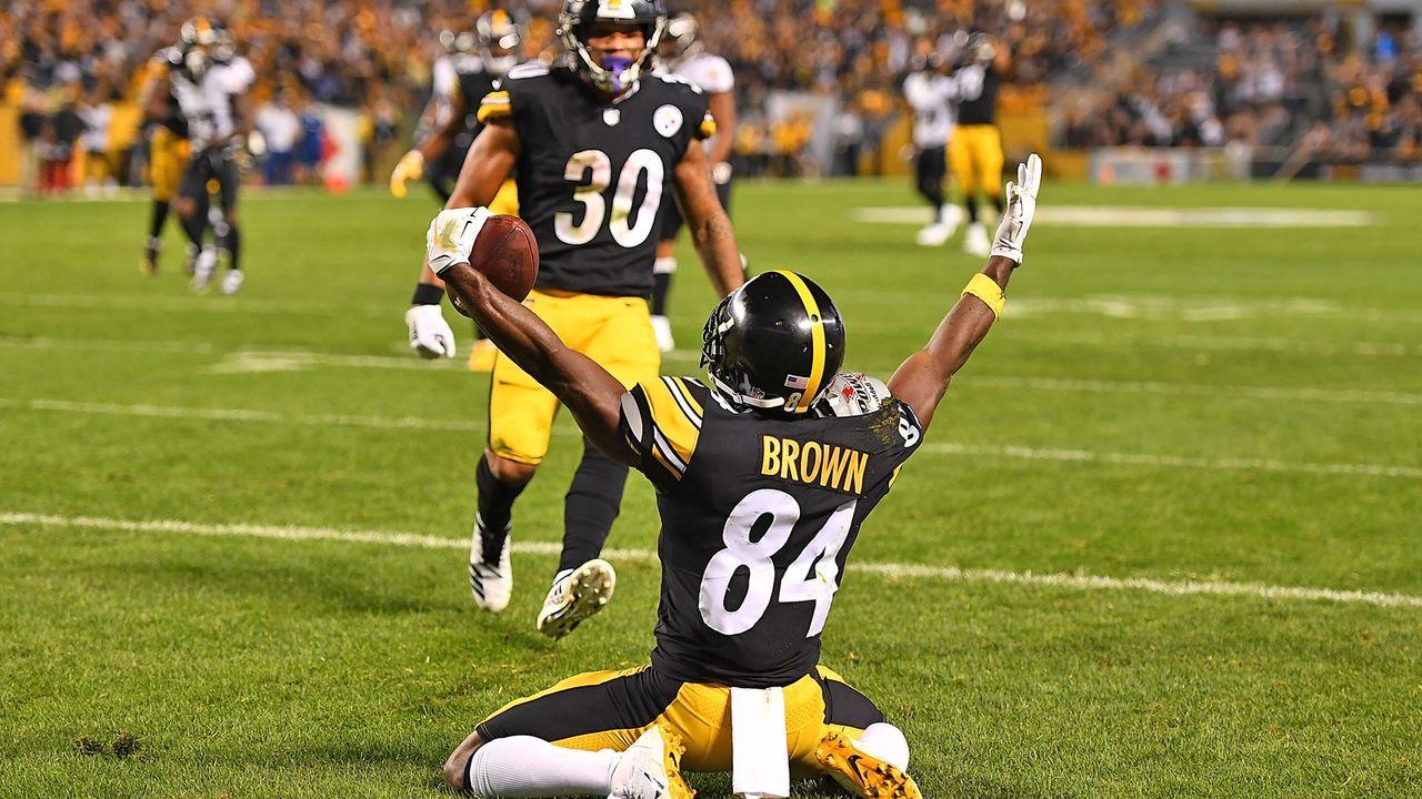 Draft Pick 20: Pittsburgh Steelers - Bildquelle: 2018 Getty Images