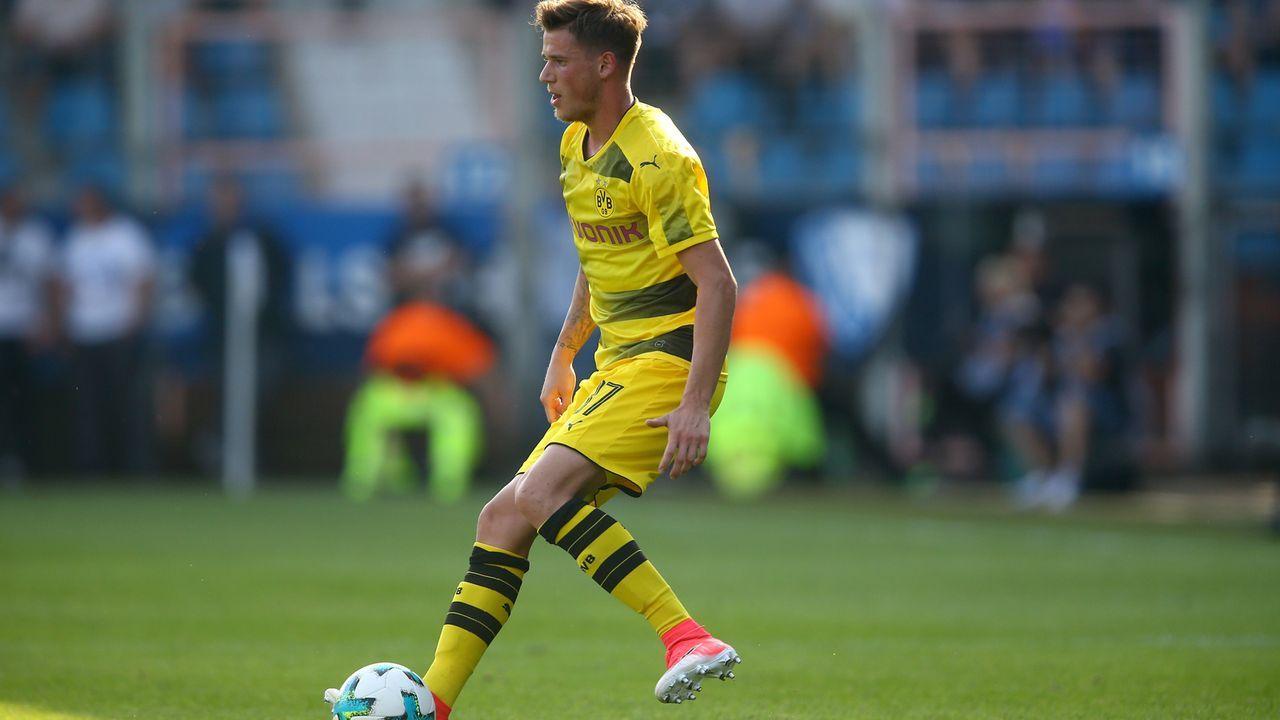 Erik Durm (Abgang Borussia Dortmund) - Bildquelle: 2017 Getty Images