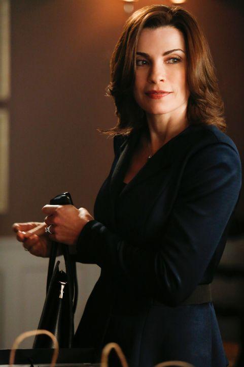 Noch ahnt Alicia (Julianna Margulies) nicht, welche Auswirkungen ihr neuester Fall für die ganze Kanzlei hat ... - Bildquelle: Craig Blankenhorn 2013 CBS Broadcasting Inc. All Rights Reserved.