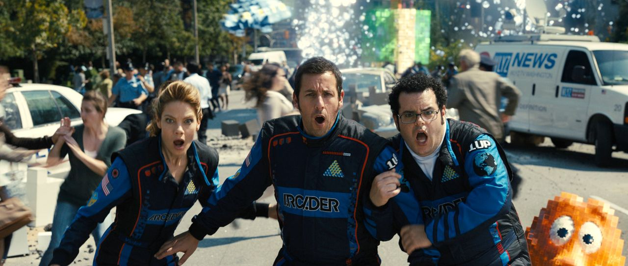 Pixels-3D-06-2015Sony-Pictures-Releasing-GmbH - Bildquelle: 2015 Sony Pictures Releasing GmbH