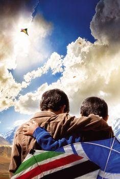 Drachenläufer - Drachenläufer - Artwork: Amir und Hassan sind zwei unzertrenn...
