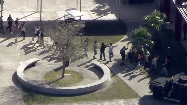 Schüsse in Florida