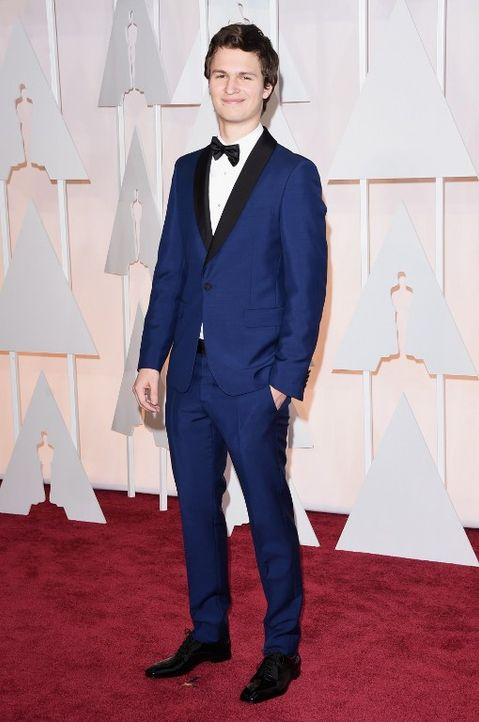 Oscars 2015: Ansel Elgort - Bildquelle: AFP