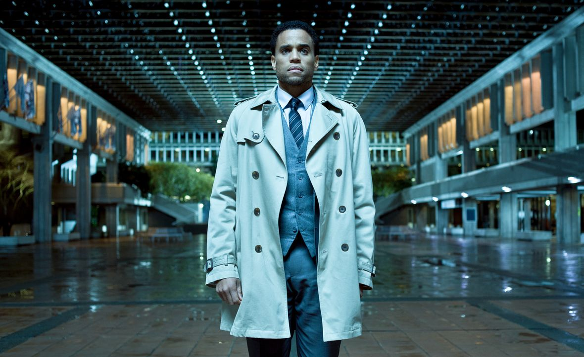 Kann Vampirkriegerin Selene Detective Sebastian (Michael Ealy) vertrauen? - Bildquelle: 2012 Lakeshore Entertainment Group LLC. All Rights Reserved.