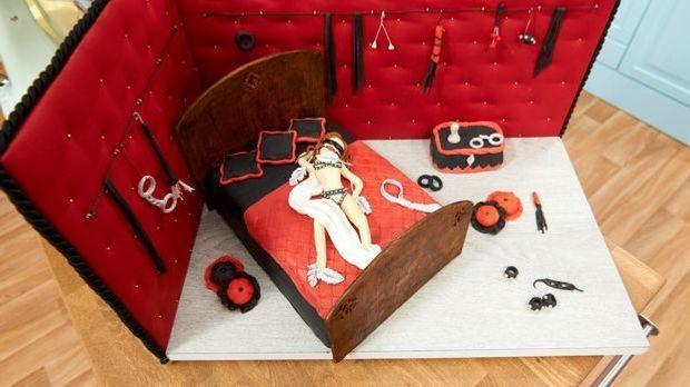 """50 Shades of Cake – Kathys """"Playroom"""""""
