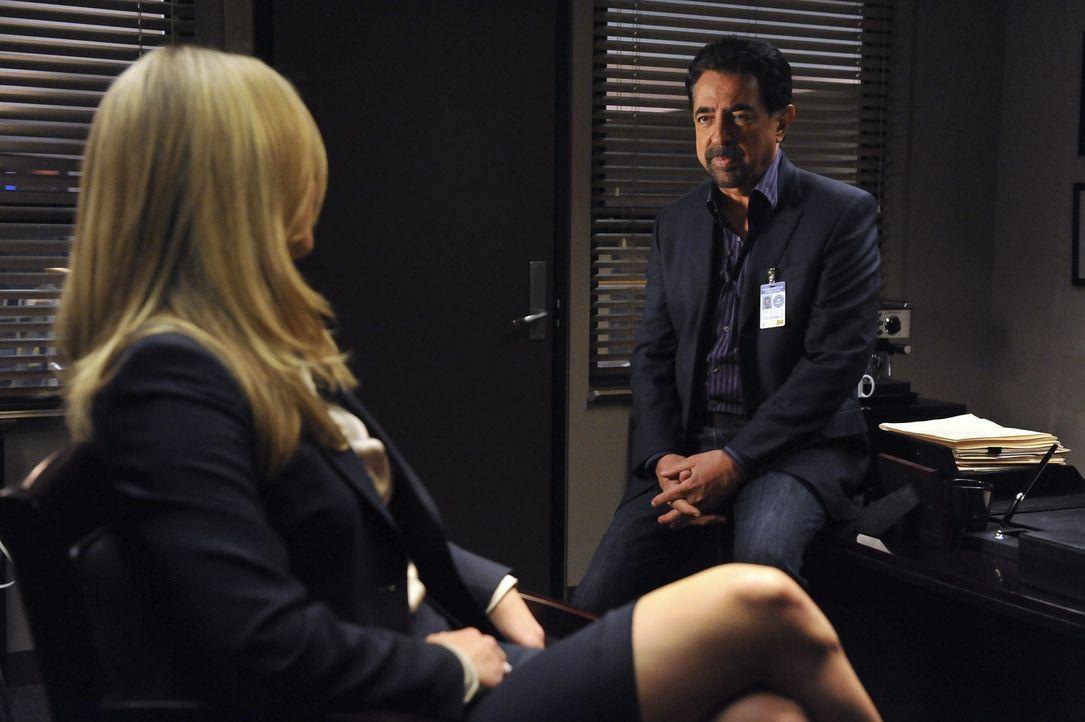 Werden JJ (A.J. Cook, l.) und Rossi (Joe Mantegna, r.) wieder Kollegen? - Bildquelle: ABC Studios