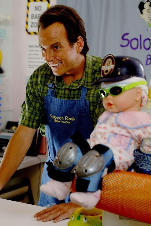 Mit unentwegter Hartnäckigkeit verfolgt John (Will Arnett) trotz absoluter Unfähigkeit das wichtige Ziel, ein Enkelkind zu produzieren. Denn ihr Pap... - Bildquelle: 2007 Revolution Studios Distribution Company, LLC. All Rights Reserved