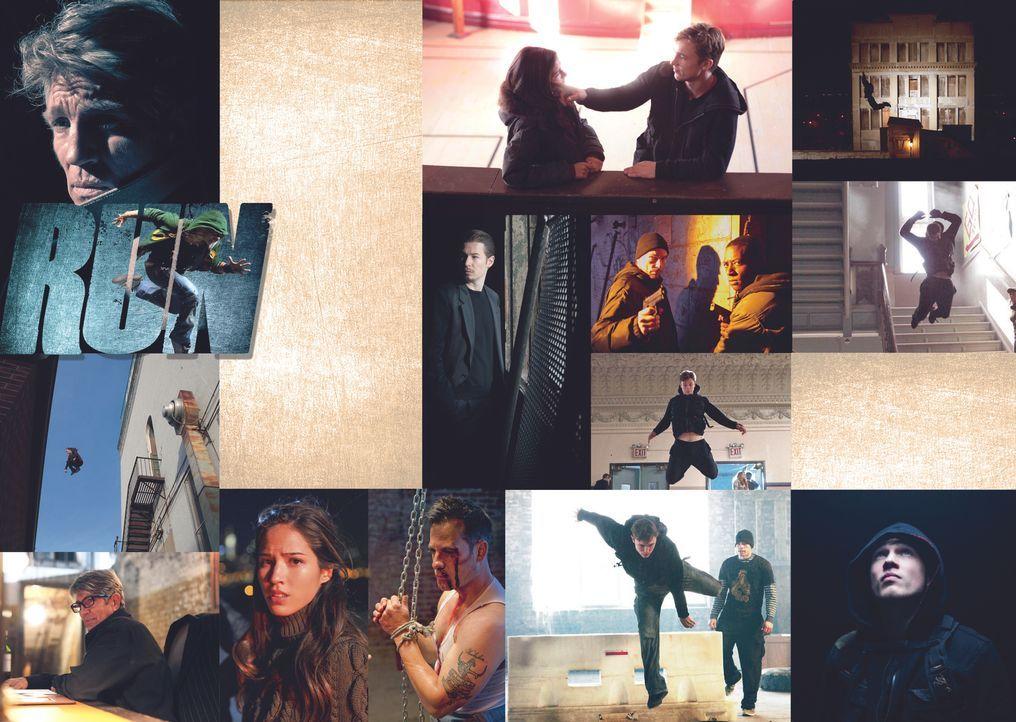 RUN - Artwork - Bildquelle: RUN THE MOVIE LLC 2011