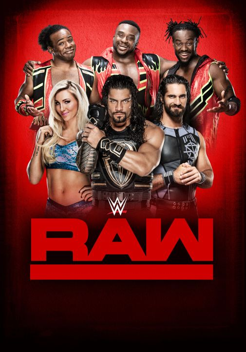 WWE RAW - Artwork - Bildquelle: TM &   2016 WWE. All Rights Reserved.