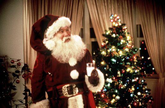 Santa Clause - Eine schöne Bescherung - Obwohl sich Scott (Tim Allen) verzwei...
