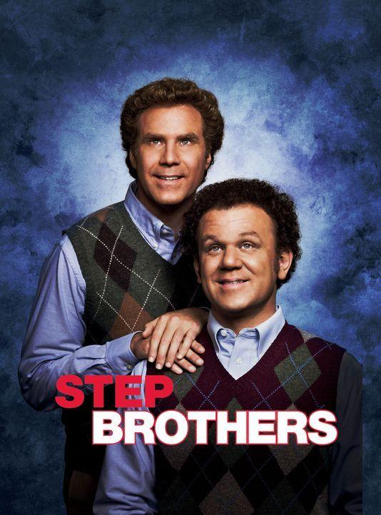 Plakatmotiv - Stiefbrüder - Bildquelle: 2008 Columbia Pictures Industries, Inc. and Beverly Blvd LLC. All Rights Reserved.