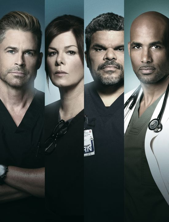 (2. Staffel) - Code Black - Artwork - Bildquelle: 2015 ABC Studios