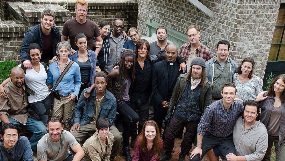 The Walking Dead Staffel 6 Tonspur Löst Rätsel Um Heftiges