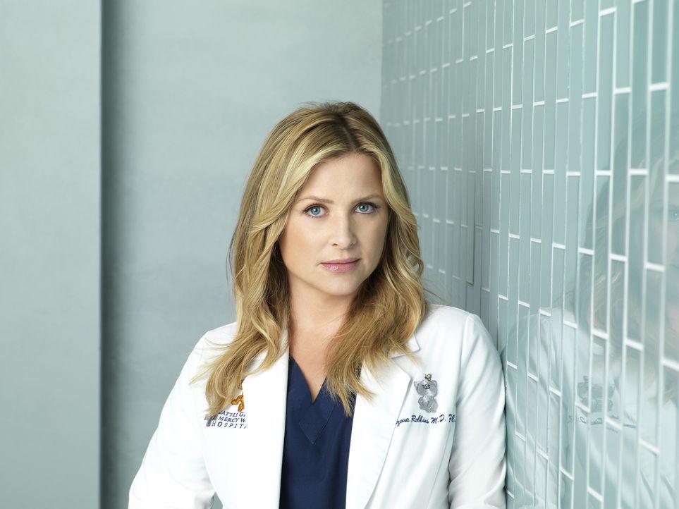 (8. Staffel) - Auf die engagierte Ärztin Dr. Robbins (Jessica Capshaw) warten neue Herausforderungen ... - Bildquelle: ABC Studios