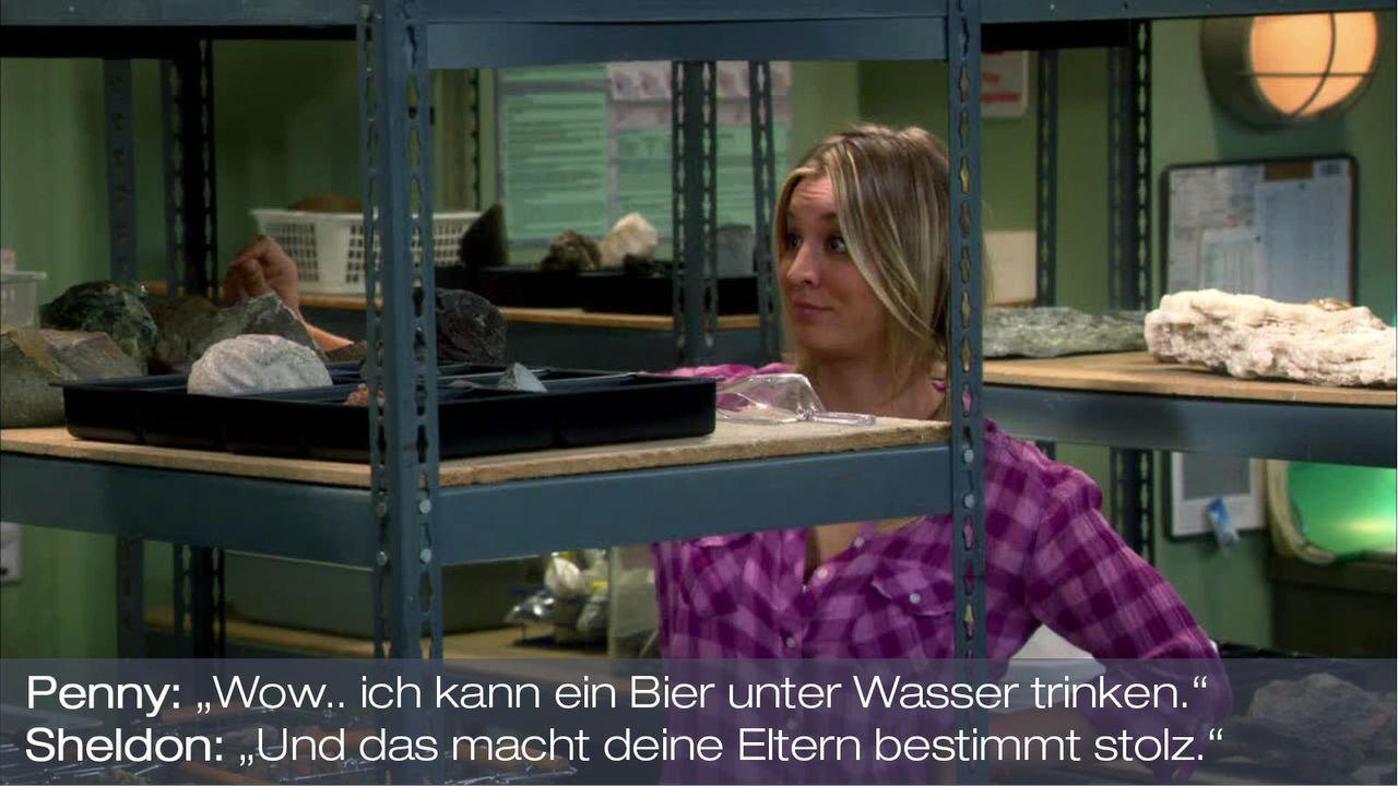 Staffel 7 Folge 3 - Zitat 7 - Bildquelle: Warner Bros. Television