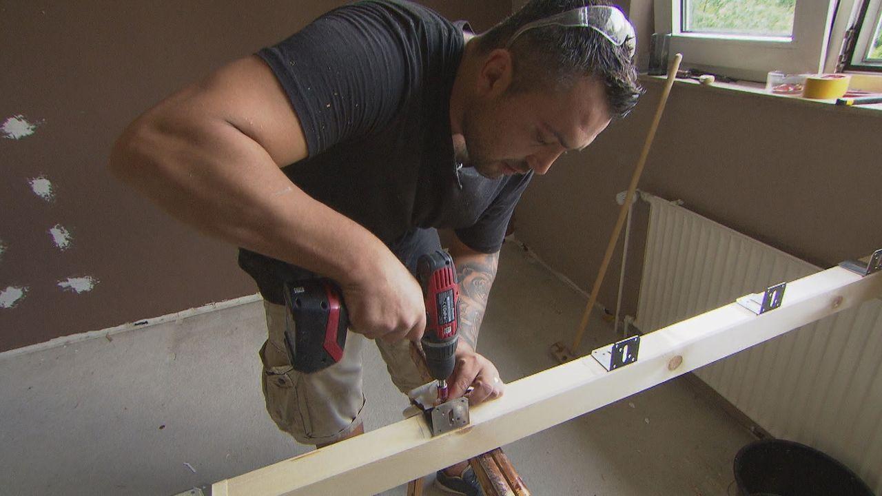 Bohren, hämmern, malern  - die Deutschen sind wahre Do-It-Yourself-Weltmeister. Was sind die Heimwerker-Trends 2018? - Bildquelle: kabel eins
