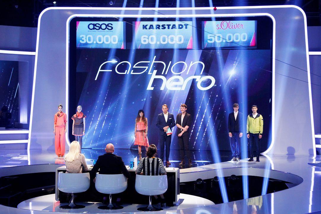 Fashion-Hero-Epi02-Show-017-ProSieben-Richard-Huebner - Bildquelle: ProSieben / Richard Huebner