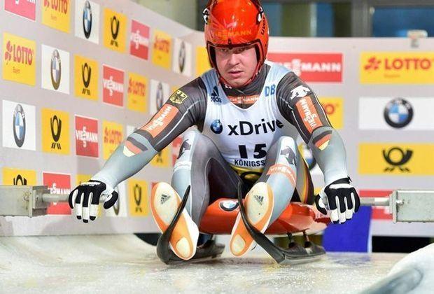 Felix Loch will in Sigulda wieder in Form kommen