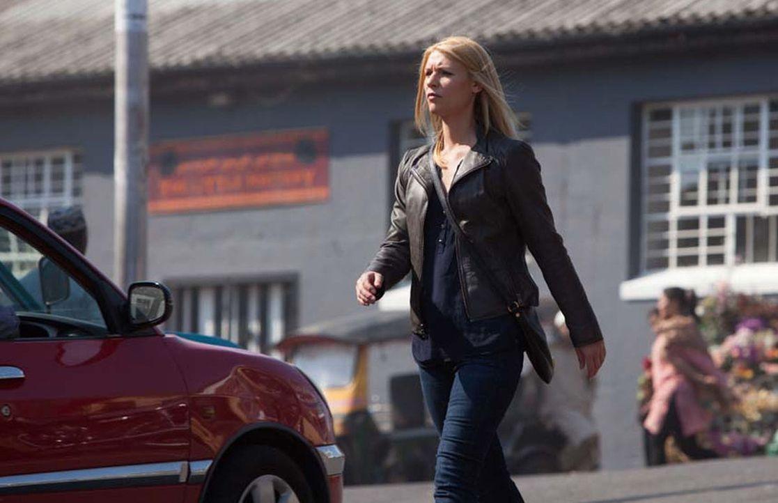 Um an den Topterroristen Haqqani zu kommen, schreckt Carrie (Claire Danes) vor nichts zurück ... - Bildquelle: 2014 Twentieth Century Fox Film Corporation
