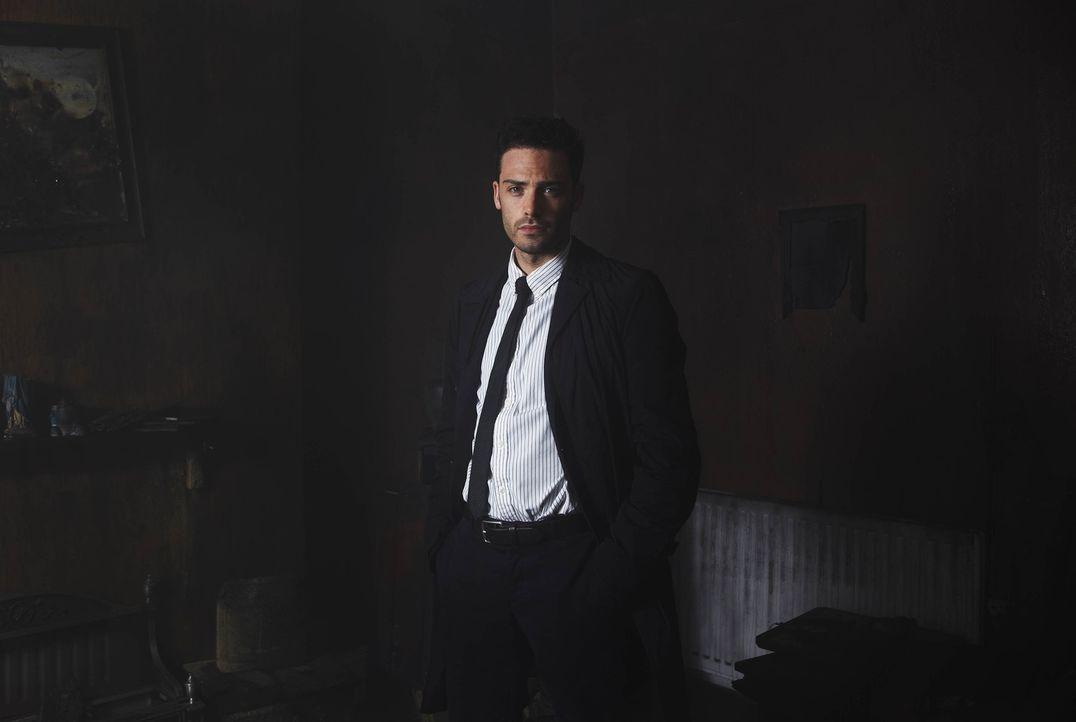 Joe Ashworth (David Leon) - Bildquelle: Helen Turton ITV Studios/Helen Turton