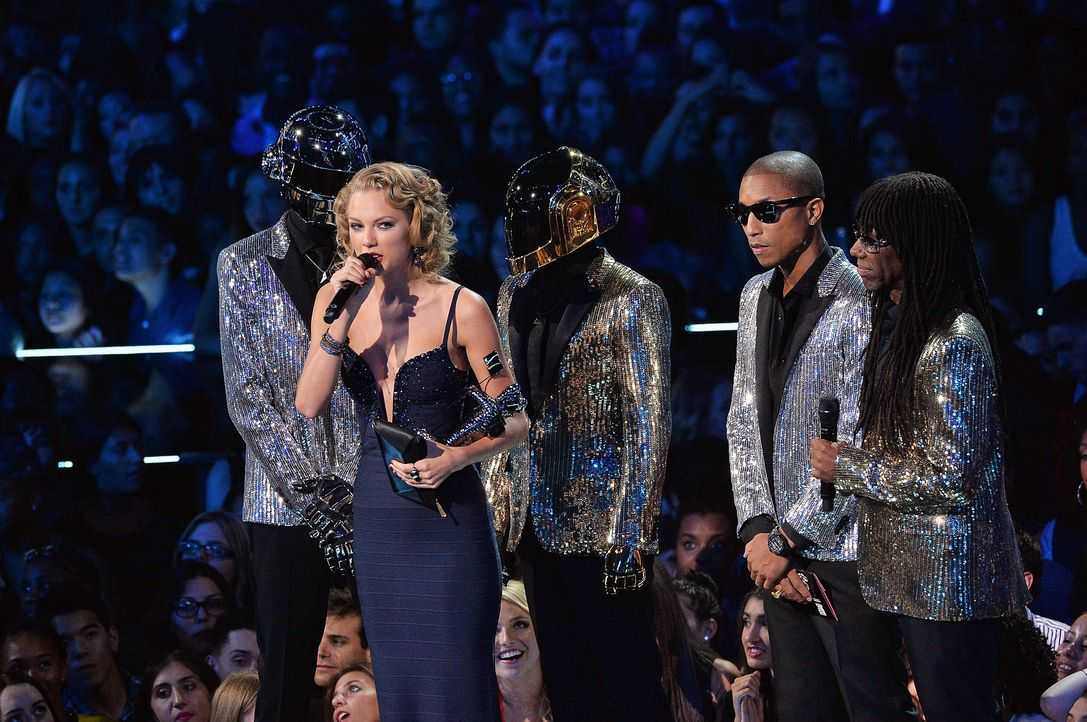 MTV-Music-Video-Awards-Taylor-Swift-Daft-Punk-130825-getty-AFP.jpg 2000 x 1329 - Bildquelle: getty-AFP