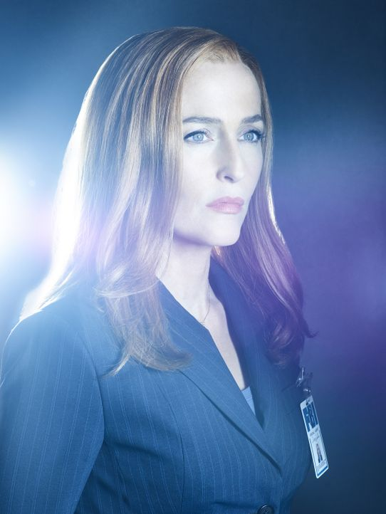 (11. Staffel) - Das Schicksal der Menschheit steht auf Messers Schneide, doch trotz der Suche nach ihrem Sohn, muss sich Scully (Gillian Anderson) a... - Bildquelle: 2018 Fox and its related entities.  All rights reserved.