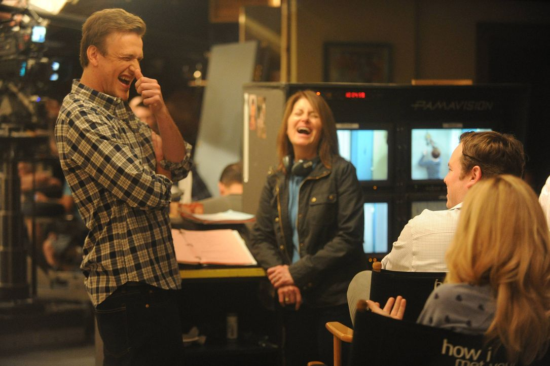 HIMYM- Behind the scenes- Slapsgiving (3) - Bildquelle:  CBS Broadcasting, Inc. All rights reserved