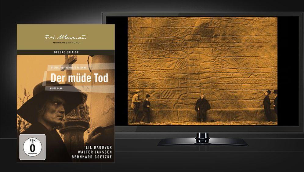 Der müde Tod (Deluxe Edition DVD)