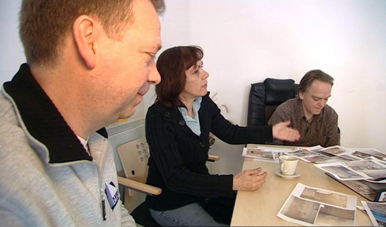 Wie schnell das Traumhaus zum Albtraum werden kann, hat Familie Reims aus Lich nahe Frankfurt erlebt. Sie sind vor einem Jahr in ein schlüsselfertig... - Bildquelle: SAT.1