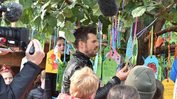 Der Wunschbaum - Kinder Machen Träume Wahr - Der Wunschbaum - Kinder Machen Träume Wahr - Staffel 2017 Episode 2: Die Größten Wünsche Für Die Liebsten Menschen!