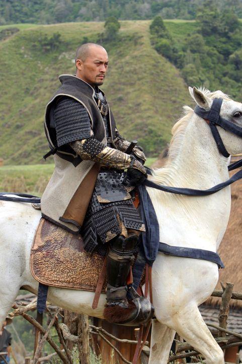 Der letzte japanische Samurai, Katsumoto (Ken Watanabe), ist eigentlich ein treuer Untertan, der sich für den Herrscher sogar das Leben nehmen würde... - Bildquelle: Warner Bros.