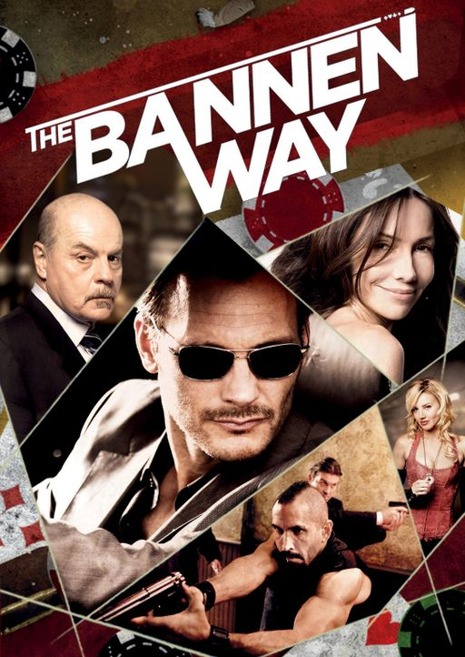 THE BANNEN WAY - Plakatmotiv - Bildquelle: 2009, 2010 Colton Productions, Inc. All Rights Reserved. Asset