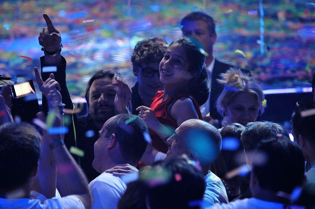 The-Voice-Kids-Finale-18 - Bildquelle: SAT.1/Andre Kowalski