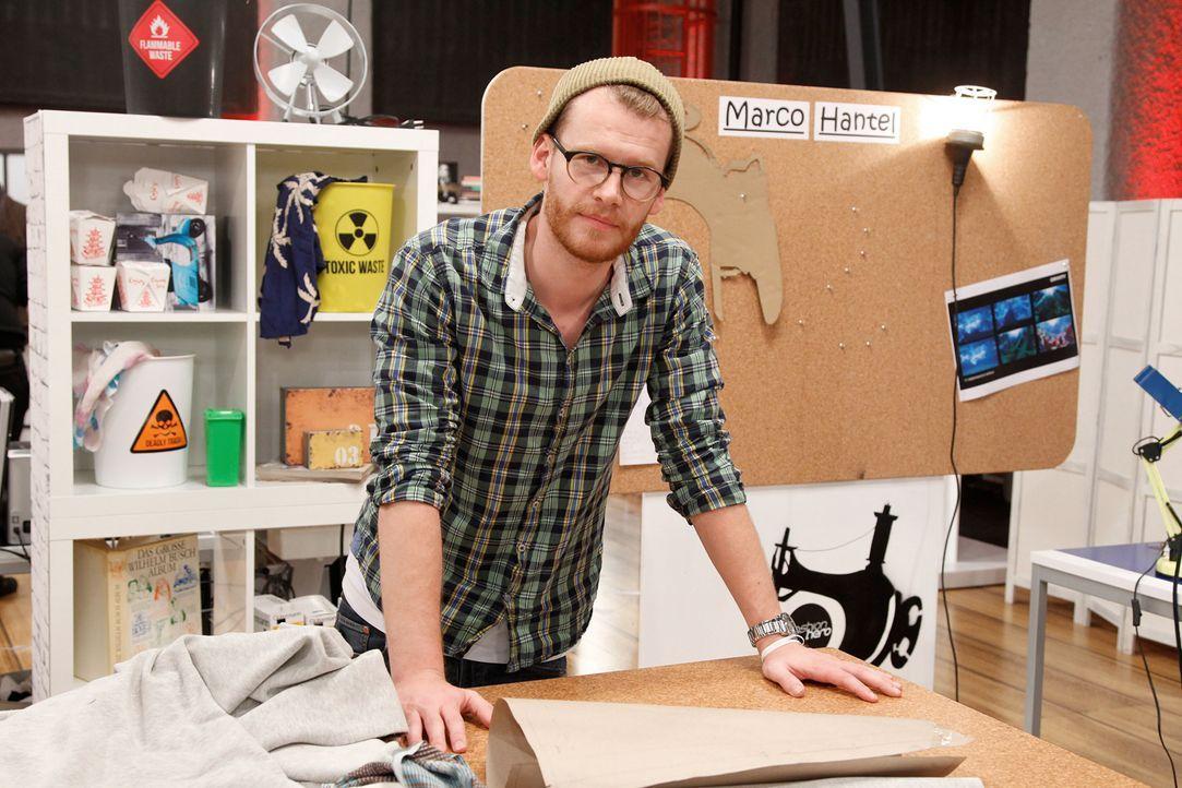 Fashion-Hero-Epi03-Atelier-39-Pro7-Richard-Huebner - Bildquelle: Richard Hübner / Pro 7