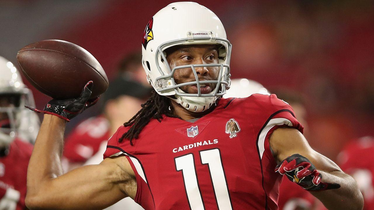 Larry Fitzgerald (Arizona Cardinals) - Bildquelle: 2018 Getty Images