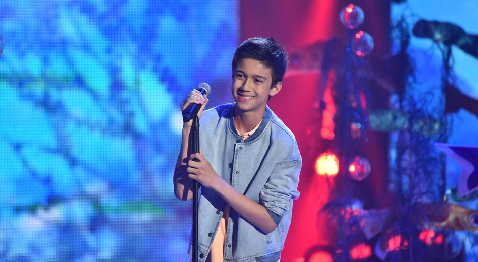 The Voice Kids Video Lukas If Aint Got You Sat1