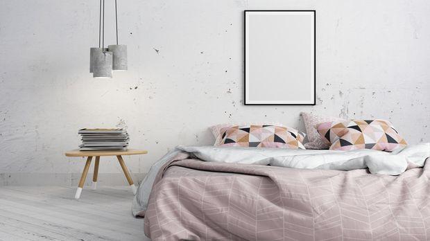 Schlafzimmer deko selbstgemacht diy - Deko schlafzimmer hochzeit ...