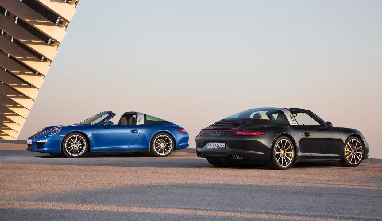 Porsche 911 Targa 4S (14)
