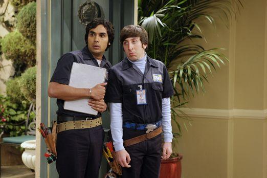 """The Big Bang Theory - Versuchen mit allen Mitteln, das Haus der """"America..."""